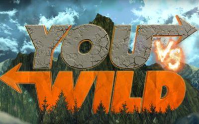 Anniversaire aventure : Choisi ta mission de survie !!! 🔥 🌪️ 💫 💨